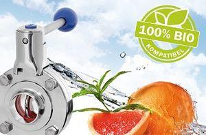 Biokompatible Scheibenventildichtungen mit zertifizierter Qualität